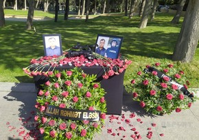 В Баку чтут память ставших шехидами журналистов