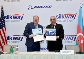 Azerbaijani airline buys 5 Boeing freighters