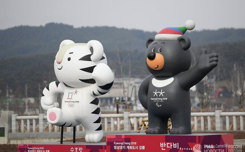 Pxençxan Qış Olimpiya Oyunlarının büdcəsi açıqlanıb