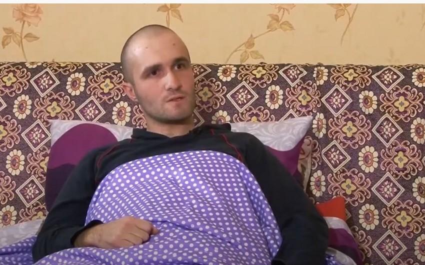 Qarabağ qazisi: Yaralananda bütün əsgər dostlarımdan üzr istədim