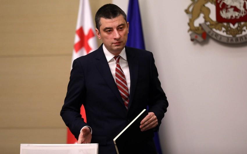 """Baş nazir: """"Gürcüstanda tam qapanma olmayacaq"""""""