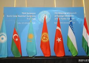 Украина намерена получить статус наблюдателя в Тюркском совете