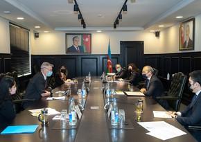 Azerbaijan, WB discuss investment cooperation