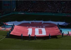 Danimarka - Belçika oyunu 10-cu dəqiqədə dayandırıldı