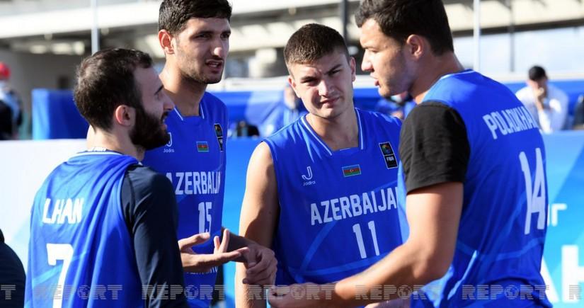 Первые Игры стран СНГ: Сборная Азербайджана завоевала бронзовую медаль