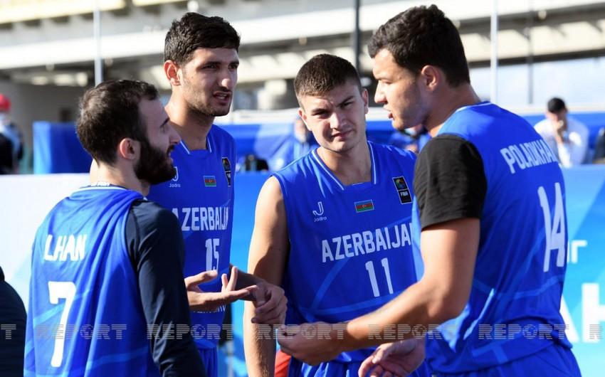MDB Oyunları: Azərbaycan komandası bürünc medal qazanıb