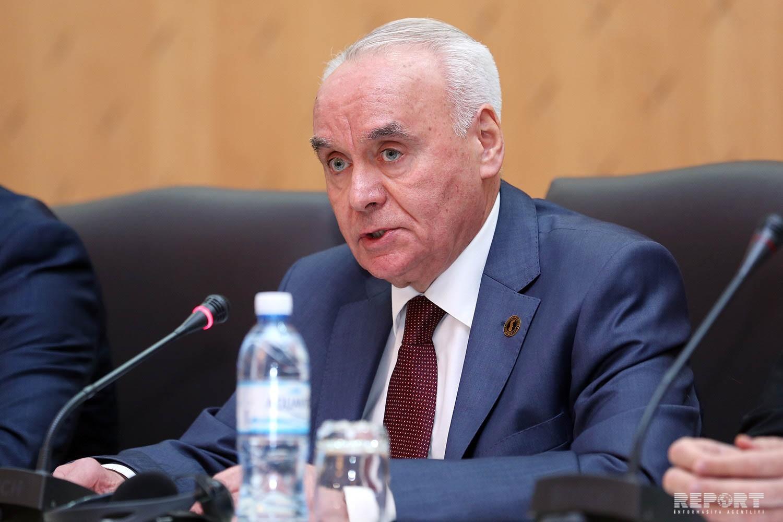 Замглавы МИД Азербайджана находится с визитом в Украине