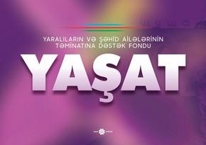 В Фонд YAŞAT за день пожертвовано 1,5 млн манатов
