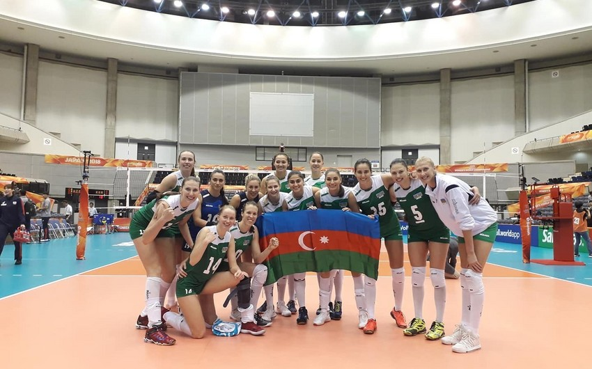 Opponents of Azerbaijani national volleyball team in European Volleyball Championship unveiled