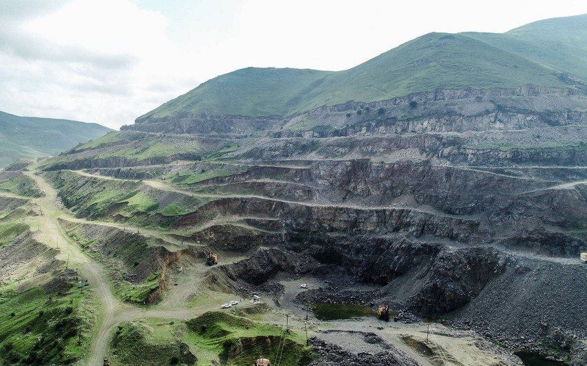 Anglo-Asian Mining: Gedabek suffered no physical damage