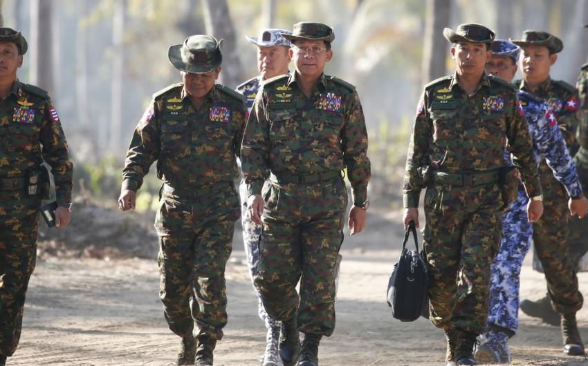 Myanmada üsyançılarla döyüşlərdə 23 hərbçi öldürülüb