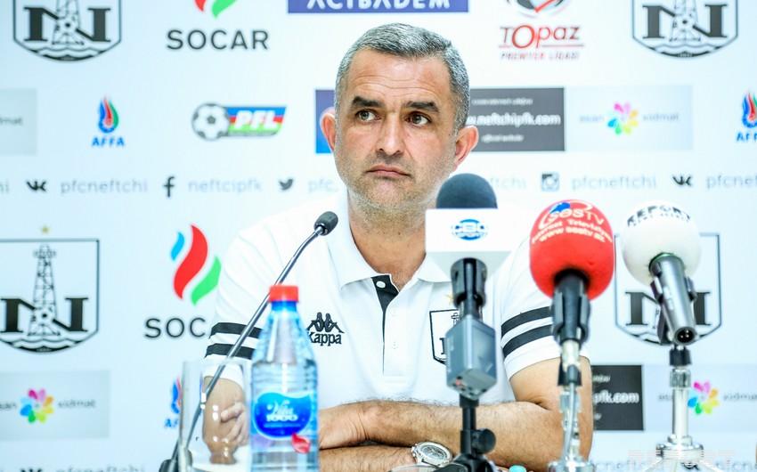 """Tərlan Əhmədov: """"Neftçi"""" Azərbaycan futbolunun tarixidir"""