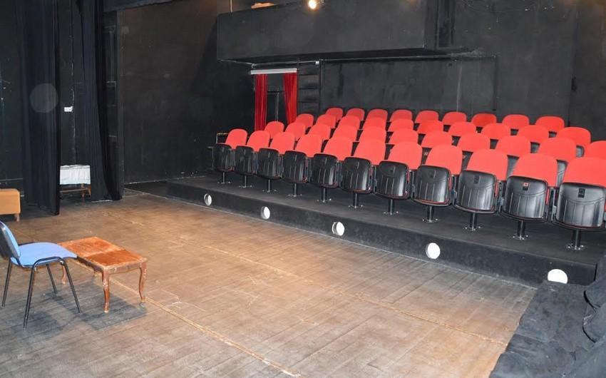 """Gənc Tamaşaçılar Teatrında """"Sonluğun sonu"""" tamaşası nümayiş etdiriləcək"""