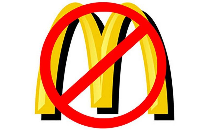 """Azərbaycanda """"McDonald's""""dan imtina ilə bağlı kampaniya başlayıb"""