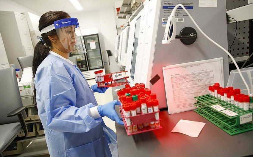 ABŞ-da koronavirusla bağlı testlərin sayı 10 milyonu keçdi