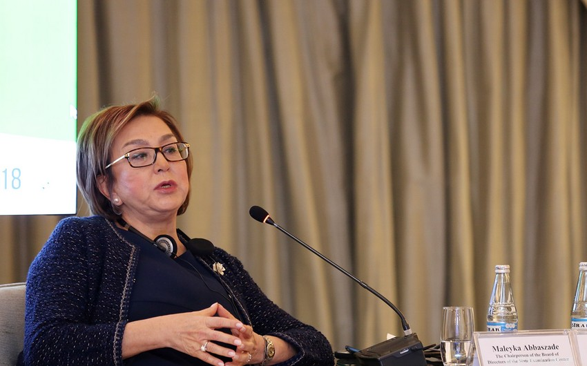 Maleyka Abbaszadeh: It is necessary to change nature of education to make it career-oriented