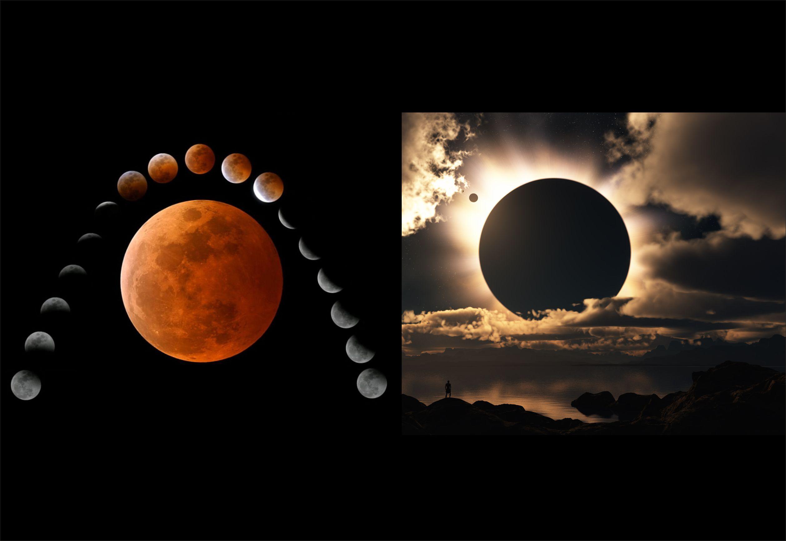 Bu il üçün baş verəcək sonuncu Günəş və Ay tutulmalarının vaxtları məlum olub