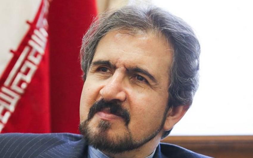 İran BMT-nin qətnamələrini pozması ilə bağlı ABŞ-ın ittihamlarını təxribat adlandırıb