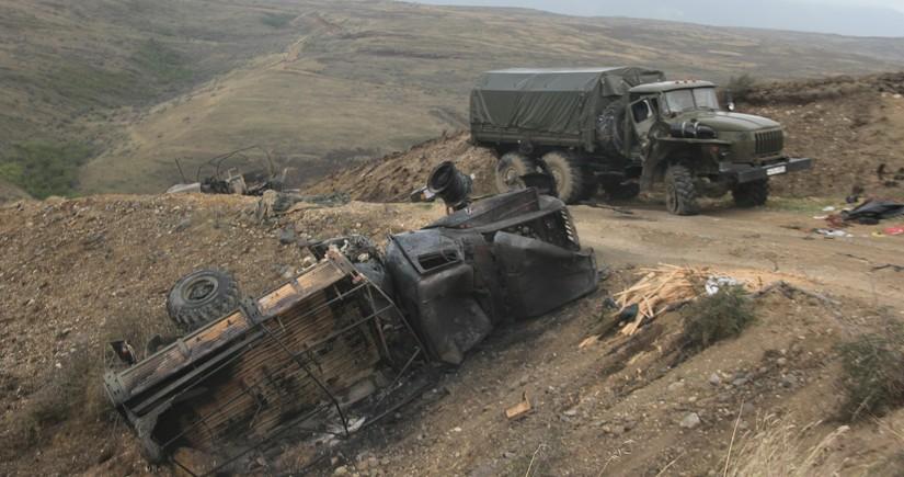 Hesabat: Ermənistanın anti-Azərbayan siyasətinin aparması II Qarabağ müharibəsindən sonra da səngiməyib