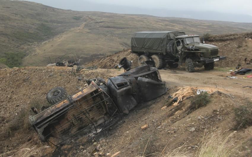 Армения не прекратила антиазербайджанскую политику и после 2-ой Карабахской войны