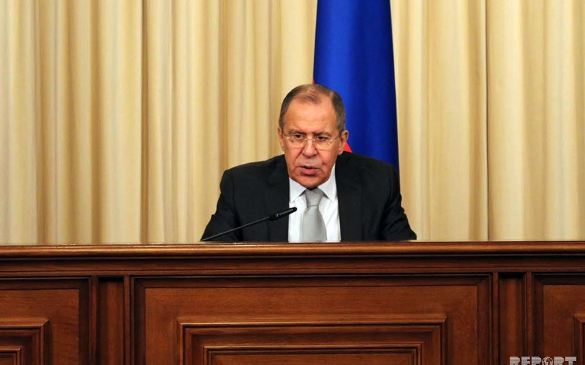 Lavrov: Russia tries to bring Karabakh conflict parties to a common standard