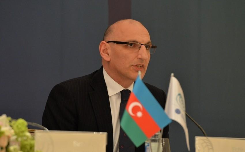 Эльчин Амирбеков: Армения открыла огонь со своей территории по мирному населению Гянджи