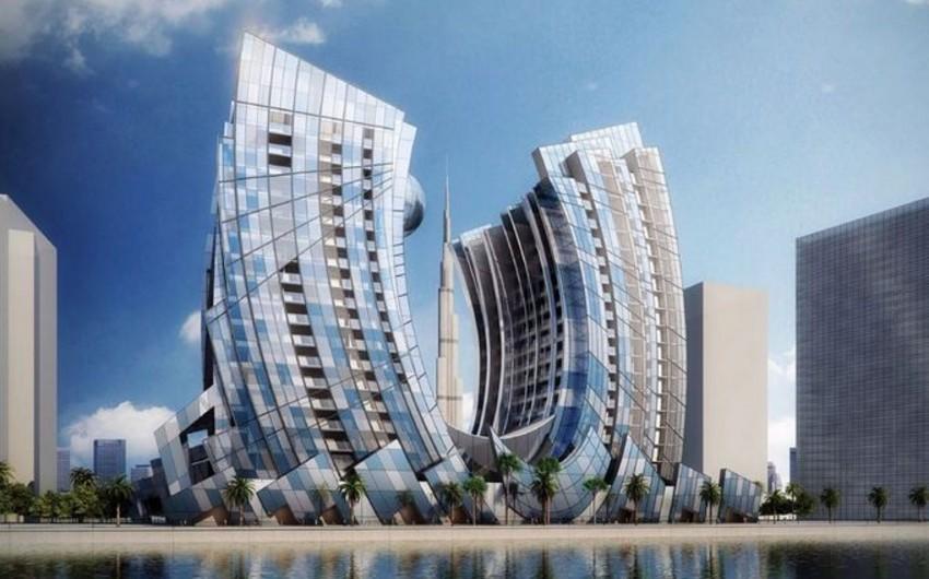 В Дубае появится небоскреб в форме подковы