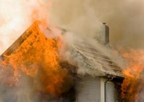 В России в результате пожара погибли 4 ребенка
