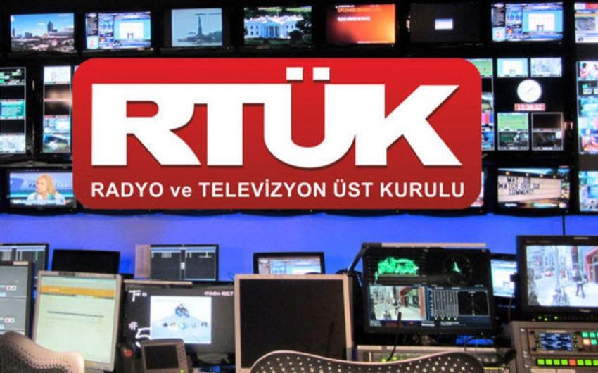 Türkiyədə 12 telekanal bağlanıb