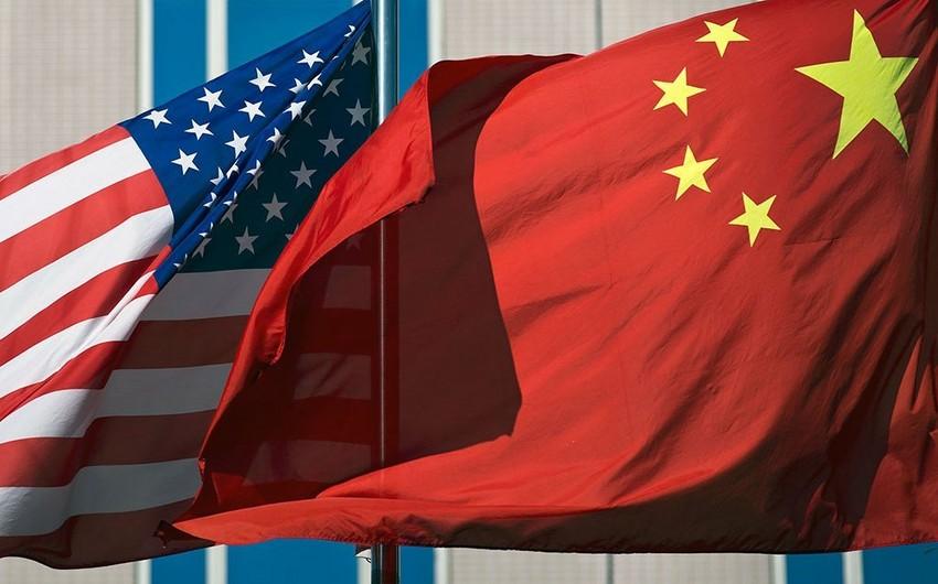 ABŞ Çindən idxal olunan 16 mlrd. dollarlıq məhsula 25 faiz vergi tətbiq edir