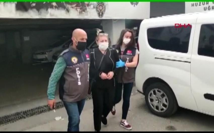 Polis sabiq deputatın qızını Türkiyədə tutdu - VİDEO