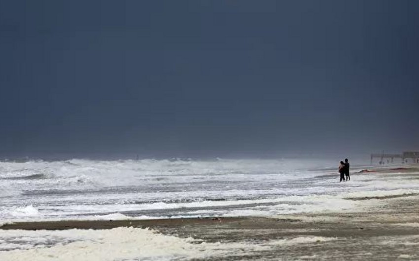 Atlantik okeanında ukraynalı dənizçilərin olduğu gəmi batıb, itkin düşənlər var