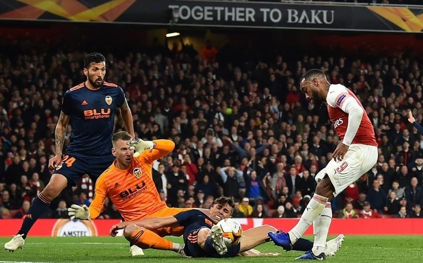 Лига Европы: Арсенал одержал волевую победу, Челси сыграл вничью - ВИДЕО - ФОТО