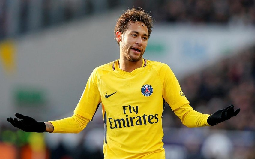 KİV: Neymar PSJ-dən ayrılmaq üçün tətilə hazırlaşır
