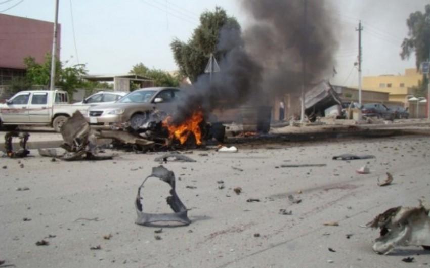 İraqda partlayış nəticəsində 20 nəfər ölüb