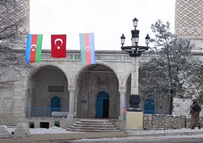 Exclusive footage from Shusha - pearl of Karabakh