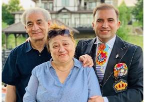 Скончалась супруга Фахраддина Манафова