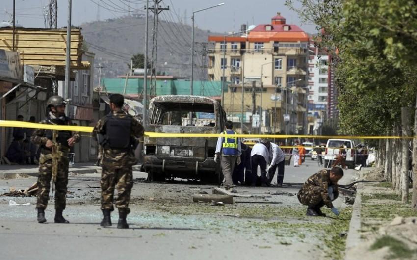 Əfqanıstanda partlayışda 5 nəfər ölüb, 19 nəfər yaralanıb