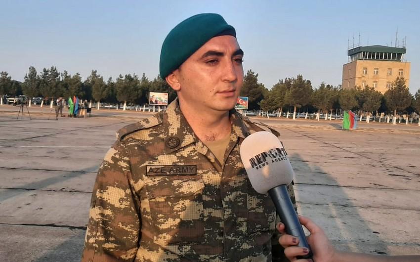 Azərbaycan sülhməramlısı: Əfqanıstanda qarşımıza qoyulan tapşırığı layiqincə yerinə yetirdik