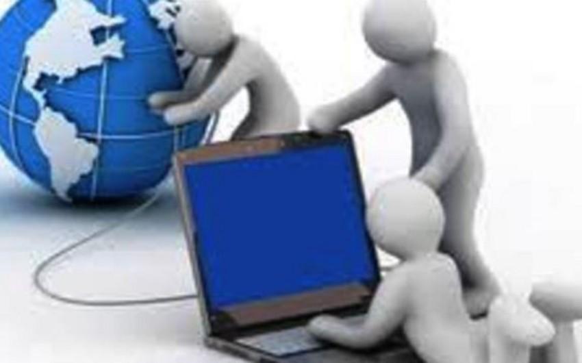 Azərbaycan internet istifadəçilərinin sayına görə 63-cü yeri tutur