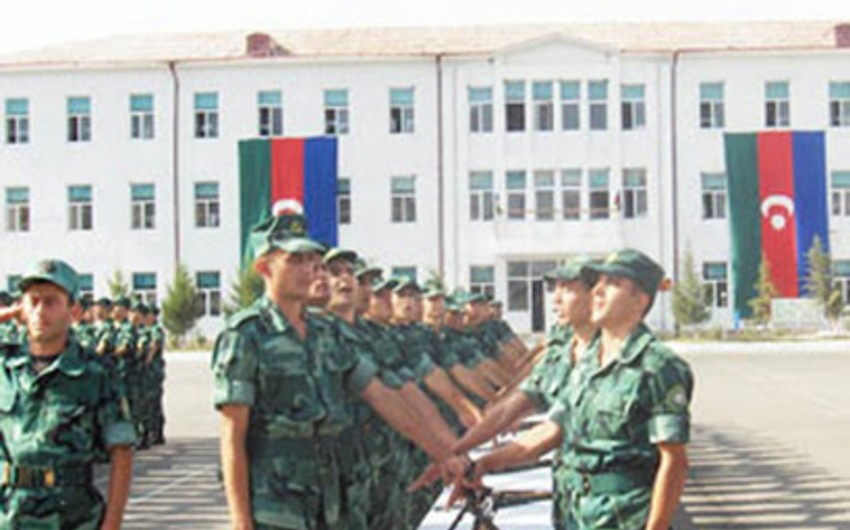 Changes in law on Status of military servicemen made in Azerbaijan