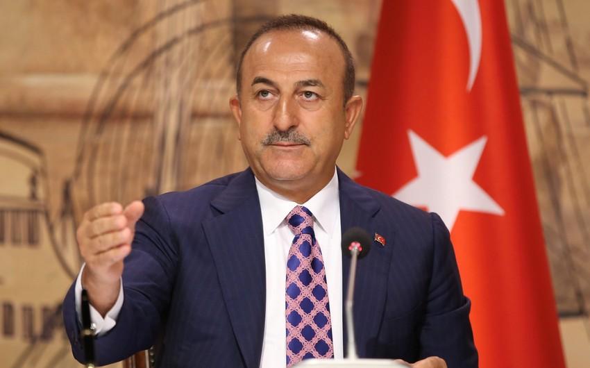 Mövlud Çavuşoğlu: Azərbaycana dəstəyi davam etdirəcəyik