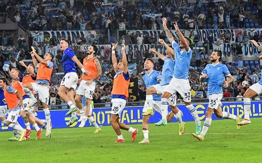 Лацио обыграл Рому в матче Серии А