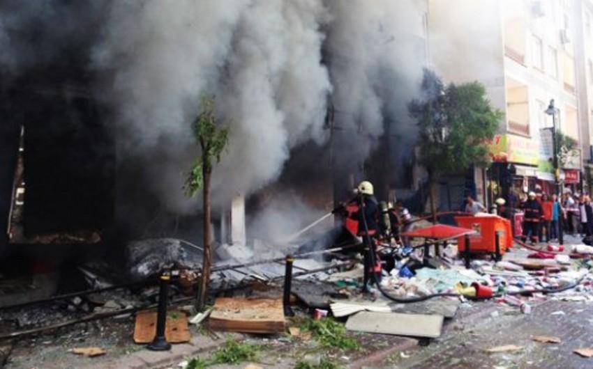 Baş konsulluq: İstanbuldakı partlayışda yaralananlar arasında Azərbaycan vətəndaşları yoxdur