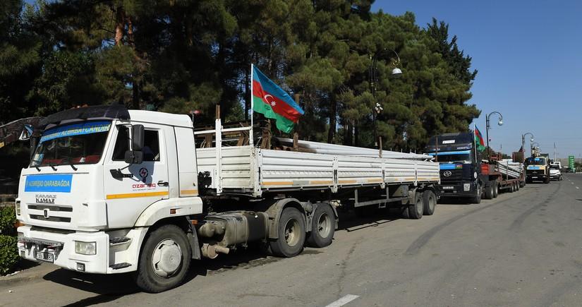 Азеришыг готовится построить новые мощности на освобожденных территориях