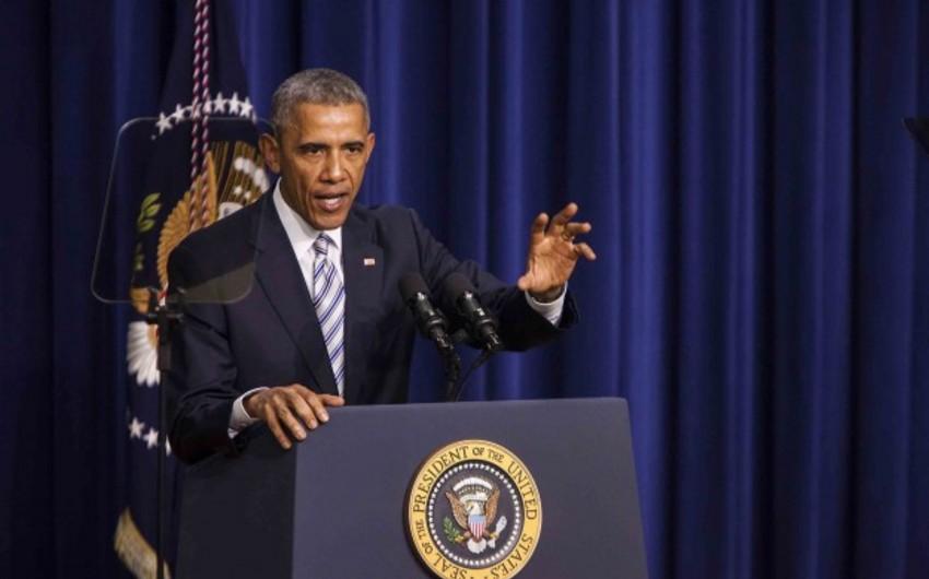 Barak Obama: Amerika əsgərləri ilin sonuna qədər Əfqanıstanda qalacaq