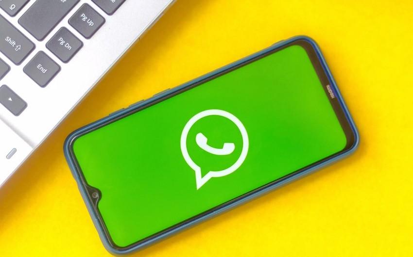 WhatsApp beta versiyasını tətbiq edir