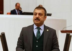 Türkiyə Mərkəzi Bankının sədri dəyişib
