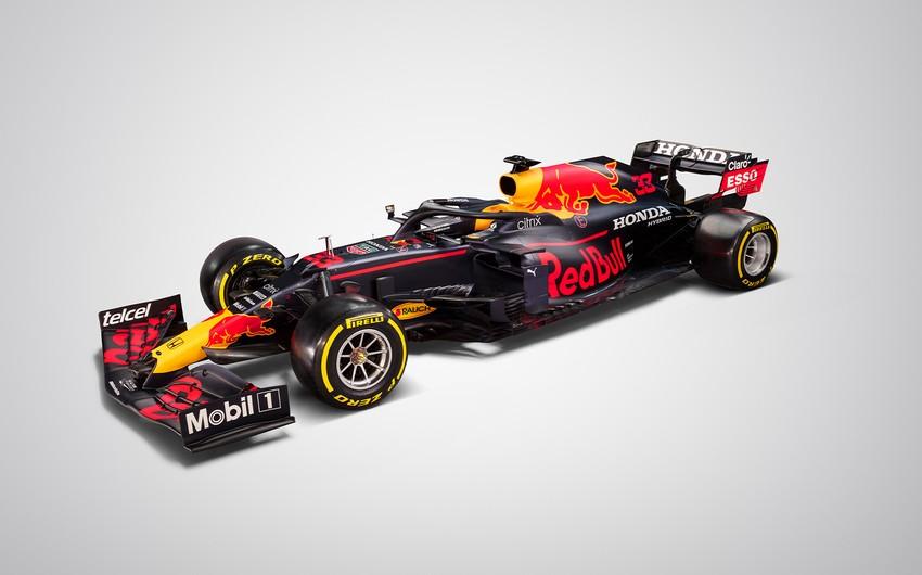 Формула-1:Ред Булл представил новый болид