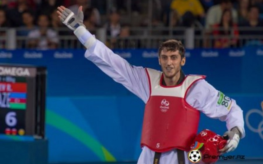 Исламиада: Число завоевавших золотые медали азербайджанских тхэквондистов достигло трех - ОБНОВЛЕНО